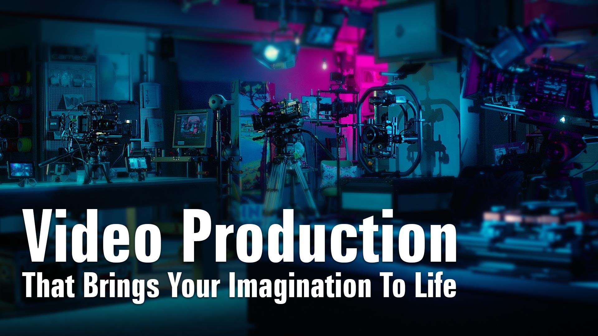 Video Production Dubai